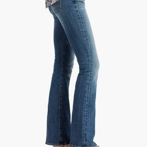 Lucky Brand Sofia Boot Bootcut Blue Jeans